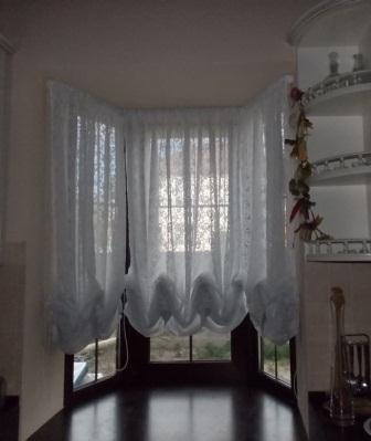 Австрийская штора, цена - 800 грн.