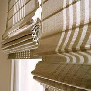 Так выглядят римские шторы